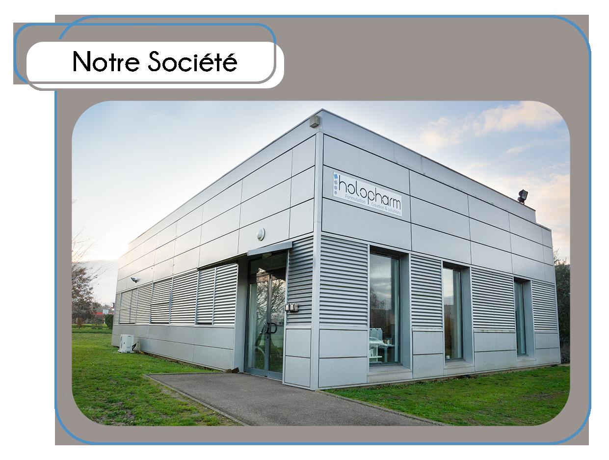 Laboratoire Holopharm Evreux Eure Normandie France