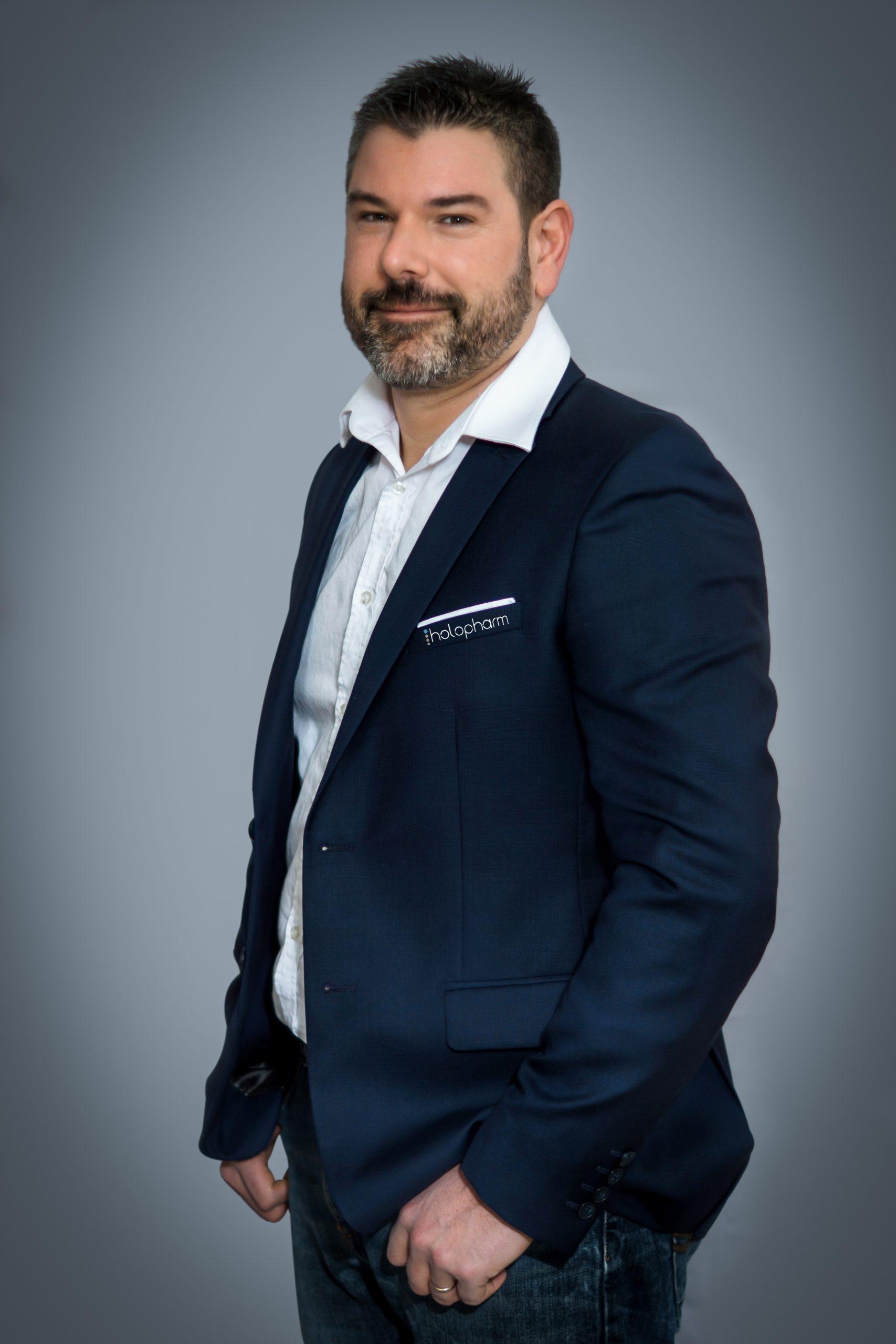 Portrait Business Pierre Marie MONDIN